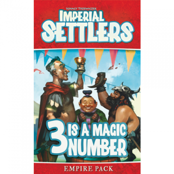 Imperial Settlers: 3 Is a Magic Number - EN