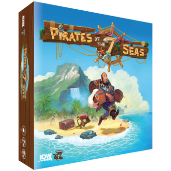 Pirates of the 7 Seas - EN (Slightly damaged box)