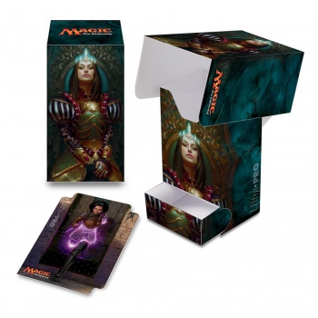 UP - Full-View Deck Box with Tray - Magic: The Gathering - Conspiracy: Take the Crown