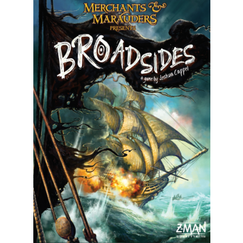 Merchants & Marauders: Broadsides - EN