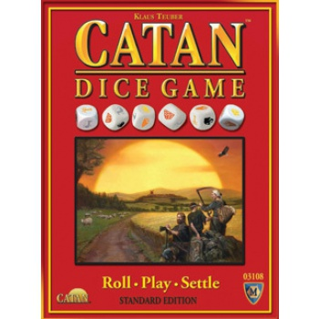 Catan Dice Game - EN