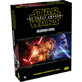 FFG - Star Wars RPG: The Force Awakens Beginner Game - EN