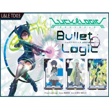 Luck & Logic - Trial Deck: Bullet Logic - EN