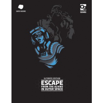 Escape from the Aliens in Outer Space - Ultimate Edition - EN