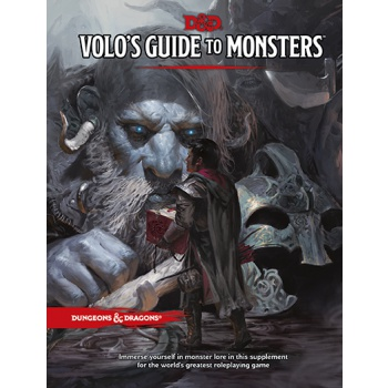 Dungeons & Dragons RPG - Volo's Guide to Monsters - EN