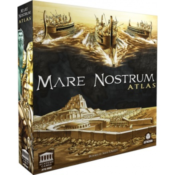 Mare Nostrum: Atlas Expansion - EN