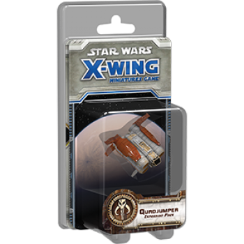 FFG - Star Wars X-Wing: Quadjumper Expansion Pack - EN