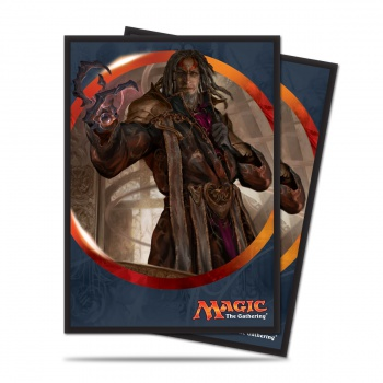 UP - Sleeves Standard - Magic: The Gathering - Aether Revolt v2 (80 Sleeves)