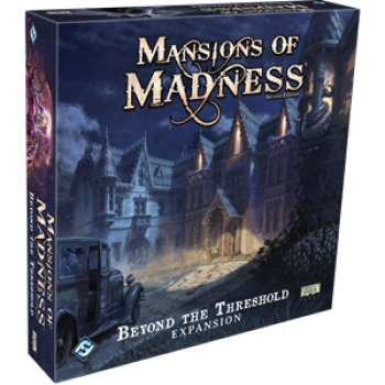 FFG - Mansions of Madness 2nd Edition: Beyond the Threshold Expansion - EN