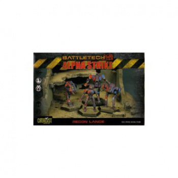 Battletech - Recon Lance Pack - EN