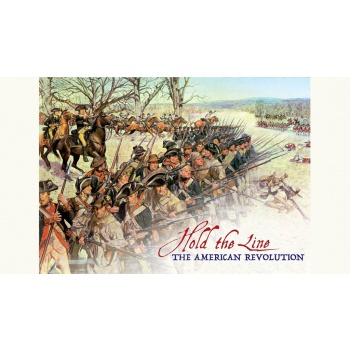 Hold the Line: The American Revolution - EN