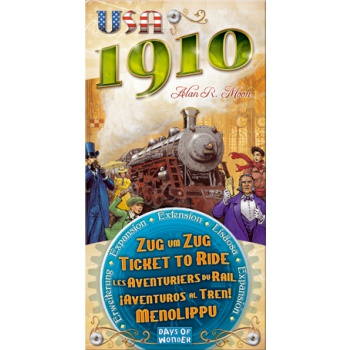 DoW - Ticket to Ride - USA 1910 - MULTI