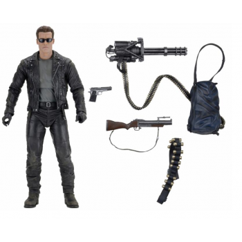 Terminator 2 - Arnold Schwarzenegger as T-800 1/4 Scale Action Figure 45cm