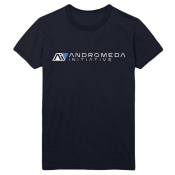 Mass Effect: Andromeda T-Shirt - Andromeda Initiative - Size L