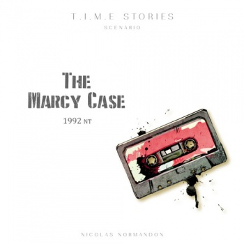 T.I.M.E Stories: The Marcy Case 1992 NT - EN