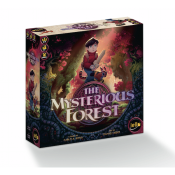 The Mysterious Forest - EN