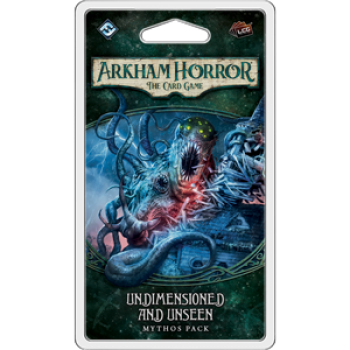 FFG - Arkham Horror LCG: Undimensioned and Unseen Mythos Pack - EN
