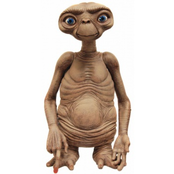 Steven Spielbergs E.T. The Extra-Terrestrial E.T. 1:1 Scale Life-Size 35-inch Stunt Puppet
