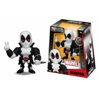 Metals Marvel - Deadpool Metal Die Cast Action Figure 10cm