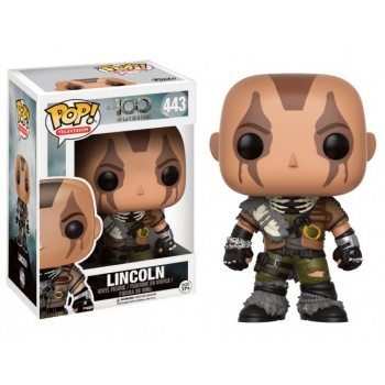 Funko POP! Television The 100 - Lincoln Vinyl Figure 10cm