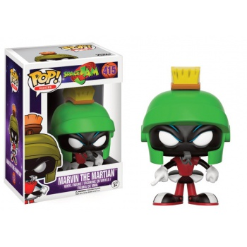 Funko POP! Movies Space Jam - Marvin The Martian Vinyl Figure 10cm