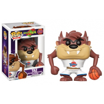 Funko POP! Movies Space Jam - Taz Vinyl Figure 10cm