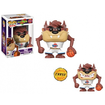 Funko POP! Movies Space Jam - Taz Vinyl Figure 10cm Assortment (5+1 chase figure)