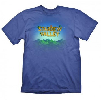 Stardew Valley T-Shirt - Logo - Size M