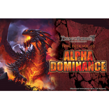 Dragoborne: Rise to Supremacy Trial Deck - Alpha Dominance - EN