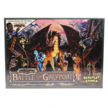 Red Dragon Inn: Battle for Greyport - EN