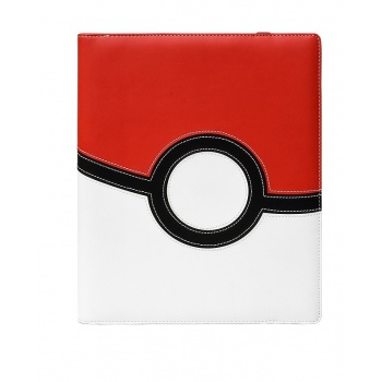 UP - 9-Pocket PRO-Binder EX - Pokemon - Pokeball