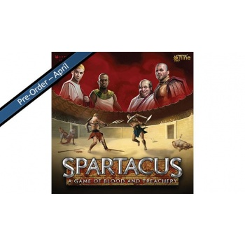 Spartacus: A Game of Blood & Treachery - EN