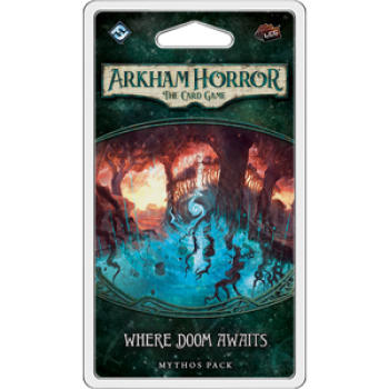 FFG - Arkham Horror LCG: Where Doom Awaits - EN