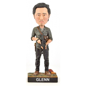 Royal Bobbles - The Walking Dead: Glenn Bobble Head