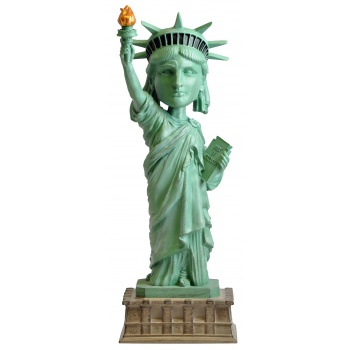 Royal Bobbles - Statue of Liberty Bobble Head