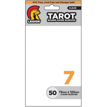 Legion - Board Game Sleeve 7 - Tarot (50 Sleeves)