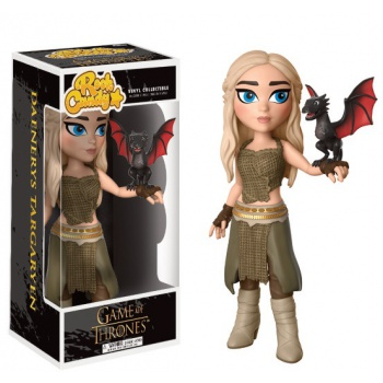Funko Rock Candy Game Of Thrones - Daenerys Vinyl Figure 13cm