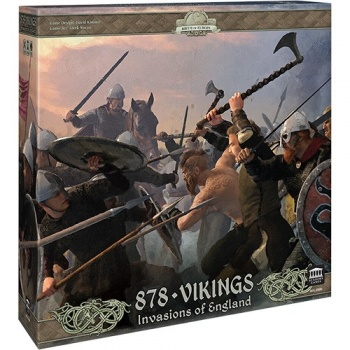 878: Vikings - Invasions of England 2nd Edition - EN