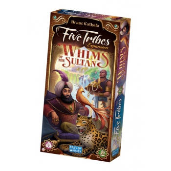 DoW Five Tribes - Whims of the Sultan - EN