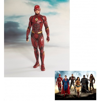 Justice League The Movie - THE FLASH 1/10 Scale ARTFX+ Statue 19cm