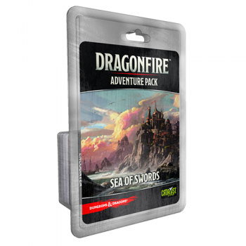 D&D: Dragonfire Adventures - Sea of Swords - EN