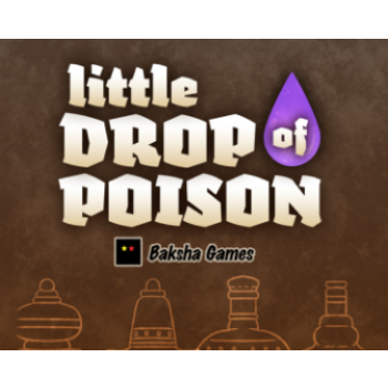 Little Drop of Poison: 2nd Ed. - EN