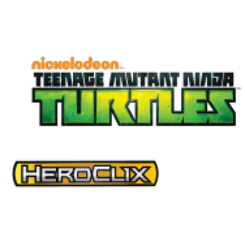 HeroClix - Teenage Mutant Ninja Turtles: Unplugged Dice & Token Pack