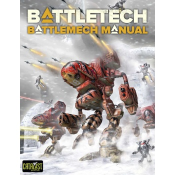 BattleTech - Battlemech Manual - EN