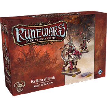 FFG - RuneWars: The Miniatures Game - Kethra A'laak Hero Expansion - EN