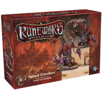FFG - RuneWars: The Miniatures Game - Spined Threshers Unit Expansion - EN