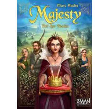 Majesty: For the Realm - EN