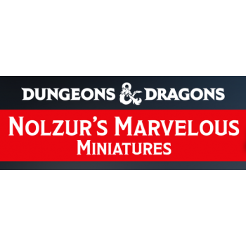 D&D Nolzur's Marvelous Miniatures - Rust Monster (6 Units)