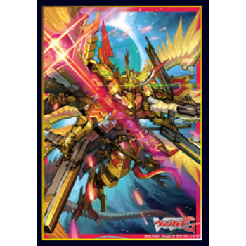 "Bushiroad Sleeve Collection Mini - Vol.309 Cardfight!! Vanguard G ""Kae Emperor Dragon Dragonic Overload"" The Purge """" (70 Sleeves)"