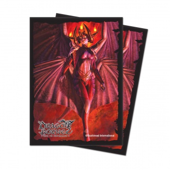 UP - Deck Protector Sleeves - Dragoborne: Oath of Blood v3 (65 Sleeves)